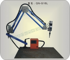 供应伺服电动攻牙机 攻丝机QN-G16L 攻牙机厂家