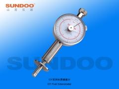 GY指针系列果实硬度计 果实硬度计使用方法 数显果实硬度计