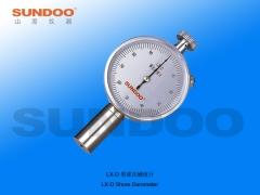 【厂家批发】LX-D邵氏硬度计 高精度 价格优惠 硬度计的使用方法