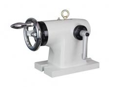高精密数控顶针手动尾座MTS-160配有加工中心第四轴使用简易方便