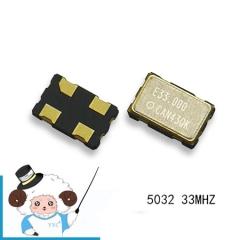 电子元器件Epson有源晶振,SG5032CAN 33mhz 石英钟振荡器,东莞市兆瑞电子有限公司