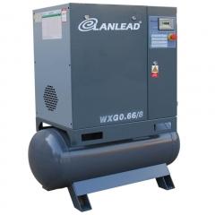 涡旋空压机-涡旋式空压机-OX-0.66/8涡旋机带气罐