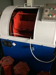 无锡大越-离心式研磨机去毛刺|光饰机