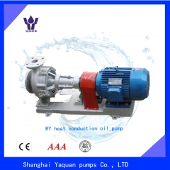 上海亚泉泵业导热油泵